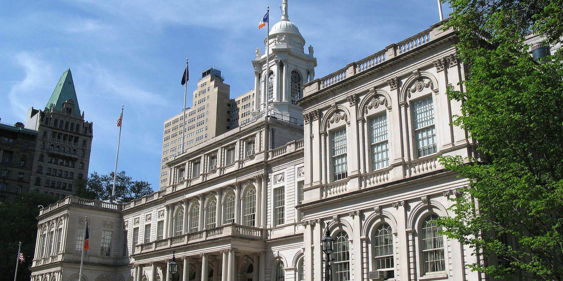 City Hall New York - New York - Doets Reizen
