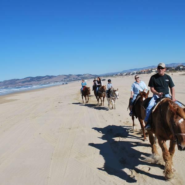 Pacific Dunes Ranch & RV Park - Paardrijtocht