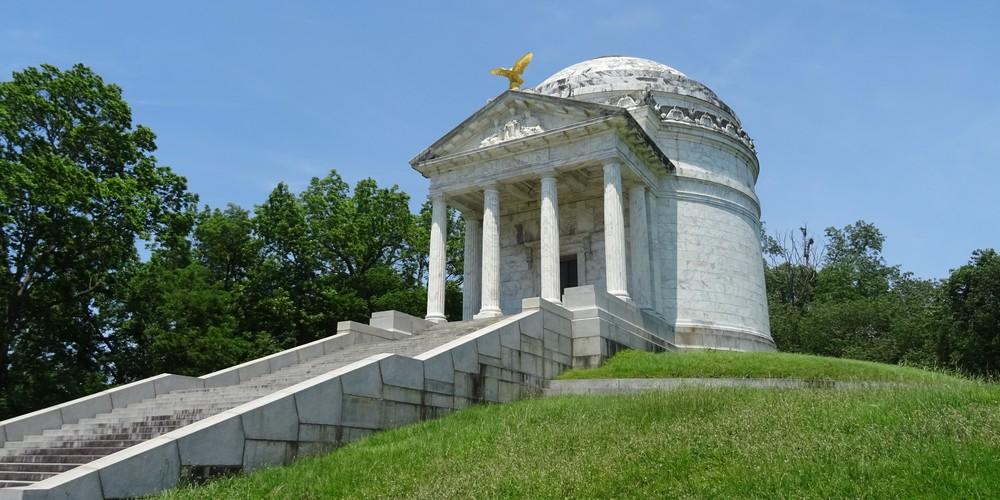 National Military Park - Vicksburg - Mississippi - Amerika - Doets Reizen