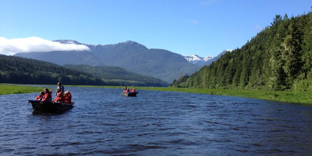 Knight Inlet Lodge - British Columbia - Canada - Doets Reizen