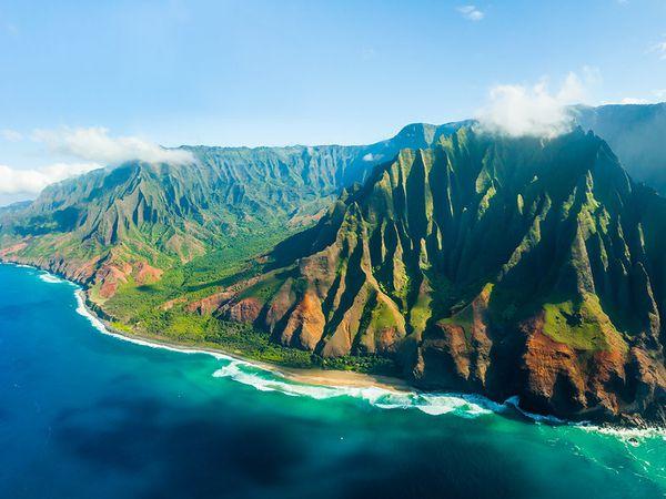 Napali Coast - Kauai - Hawaii - Doets Reizen