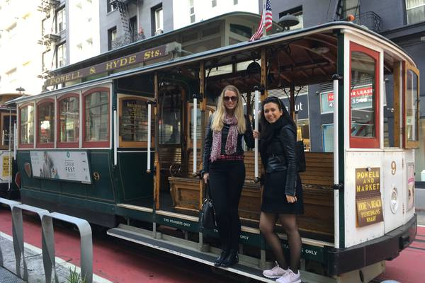 Cable Car - San Francisco - California - Amerika - Doets Reizen
