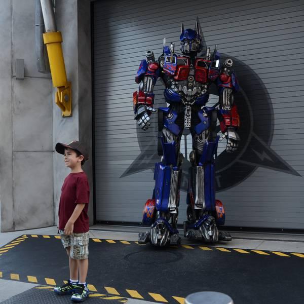 Universal Studio's Orlando Florida