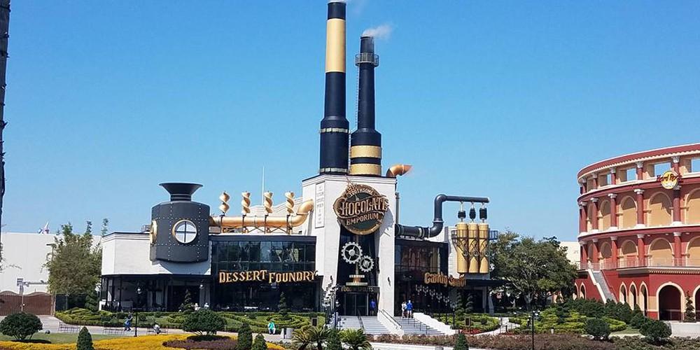 Universal City Walk - Orlando - Florida - Doets Reizen