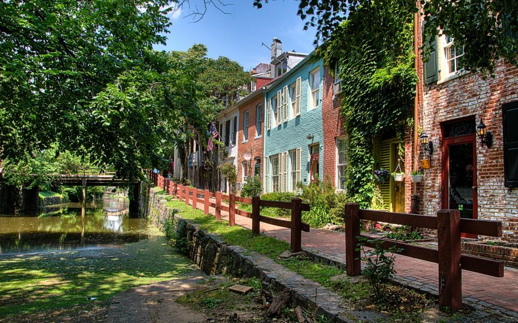 Chesapeake and Ohio Canal National Historic Park - Washington D.C. - Doets Reizen