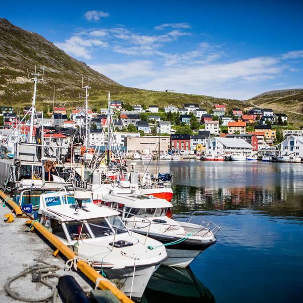 Honningsvåg - Doets Reizen - Vakantie Noorwegen - VisitNorway.com