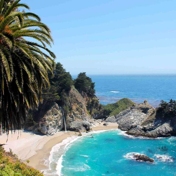 Big Sur - Highway 1 - California - Amerika - Doets Reizen