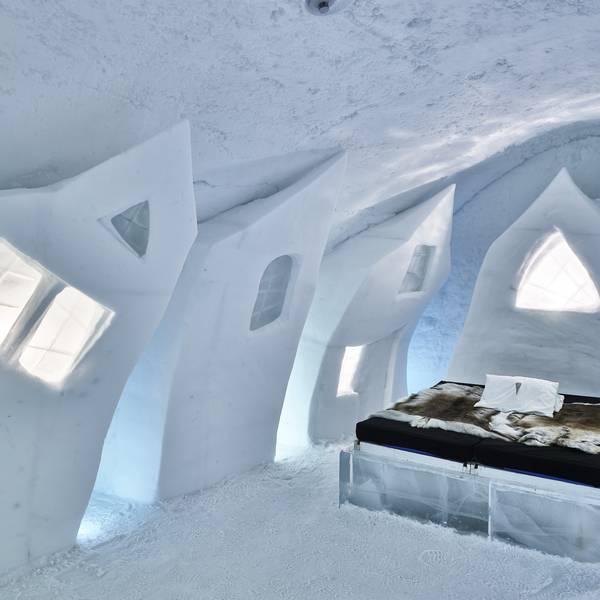 Icehotel 365 Suite - Doets Reizen - Vakantie Zweden - Credit Visit Sweden
