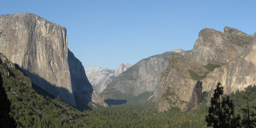 Yosemite Valley - Yosemite National Park - Doets Reizen