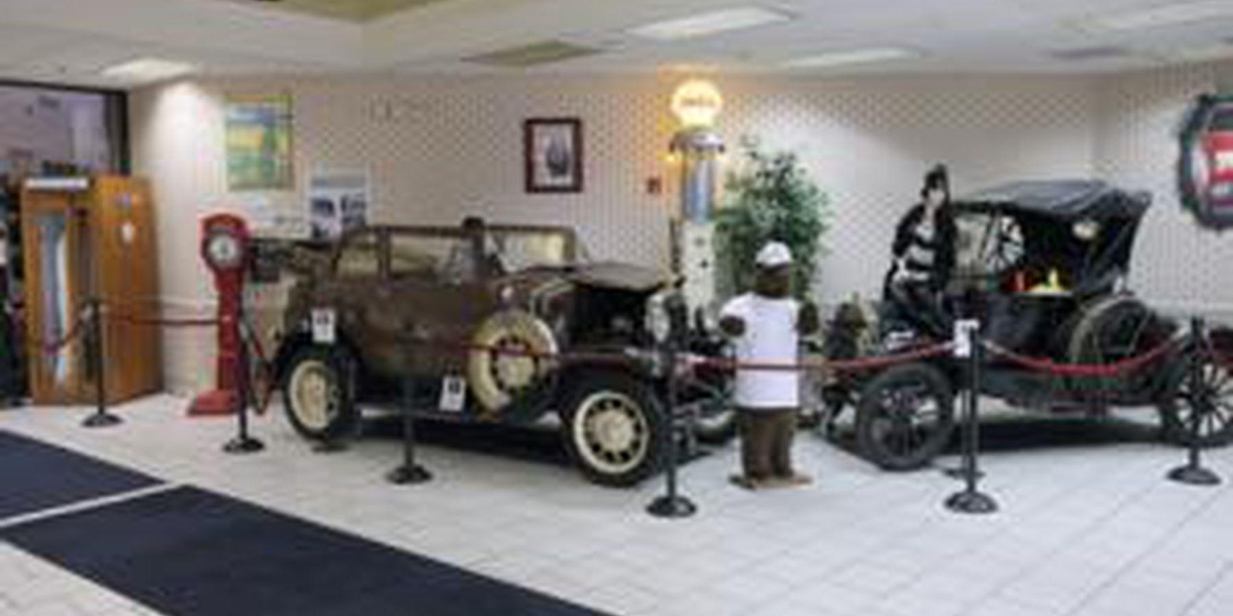 Route 66 Hotel - museum