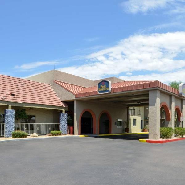 Best Western Airport Inn Phoenix, buitenaanzicht