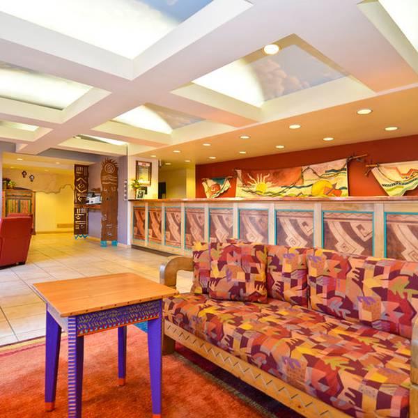 BW Rio Grande Inn Albquerque - receptie