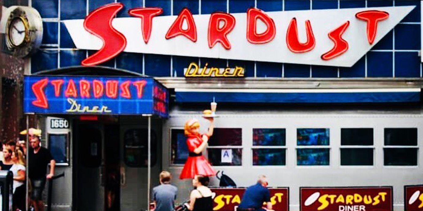 Ellen's Stardust Diner - New York - Doets Reizen