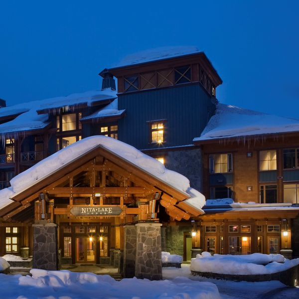 Nita Lake Lodge - Winter
