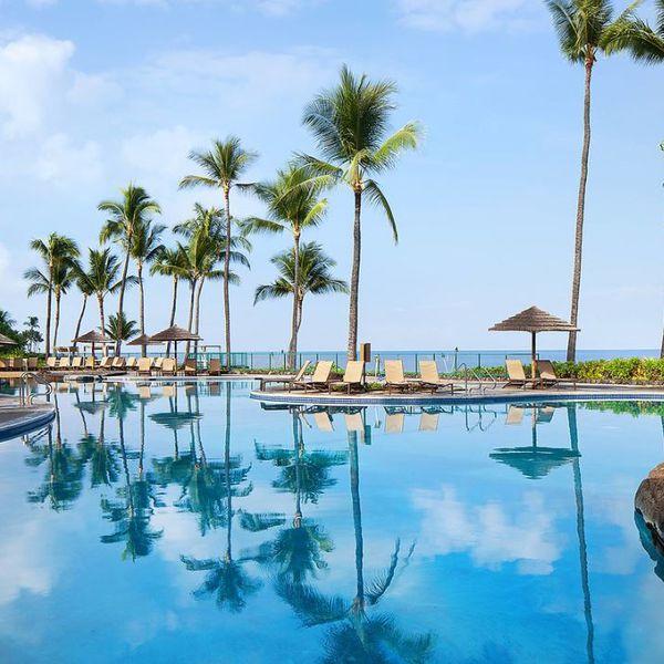 Sheraton Kona Hotel Pool.JPG