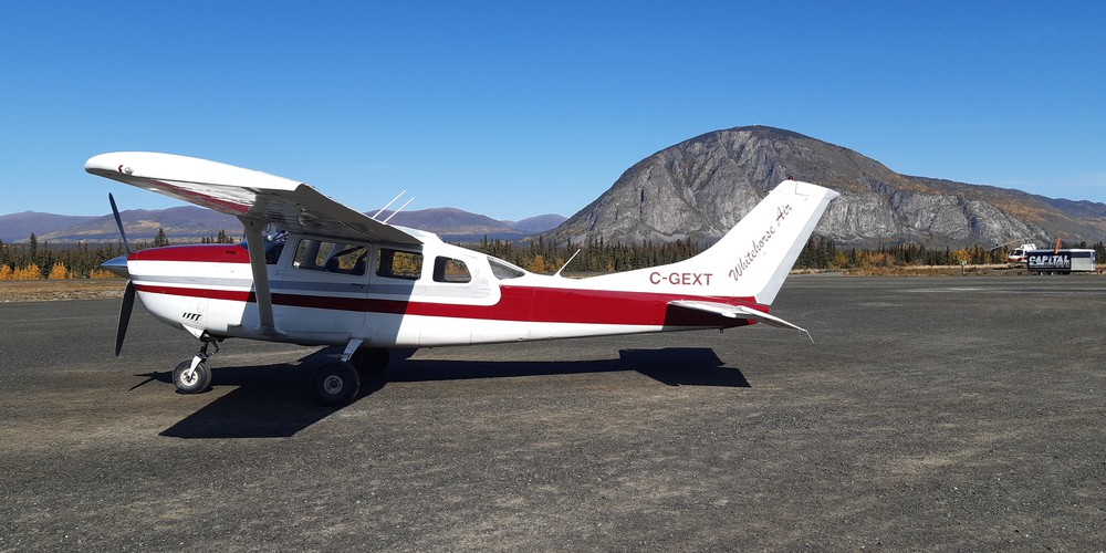 Air Tour - Kluane Glacier - Yukon - Canada - Doets Reizen