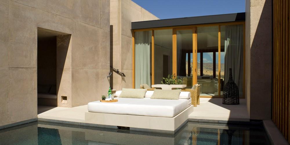 Amangiri Resort bij Page, Arizona