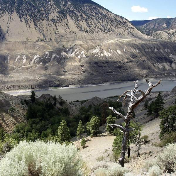 Fraser River - British Columbia - Canada - Doets Reizen