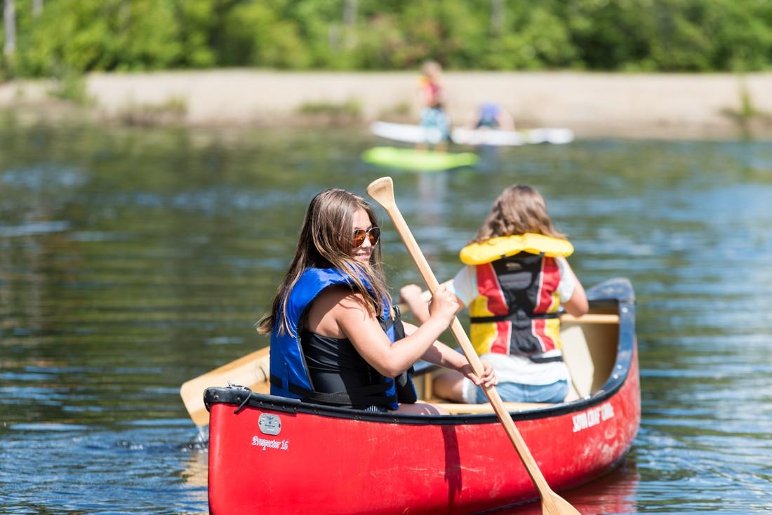Au Chalet En Bois Rond - Quebec - Canada - Doets Reizen