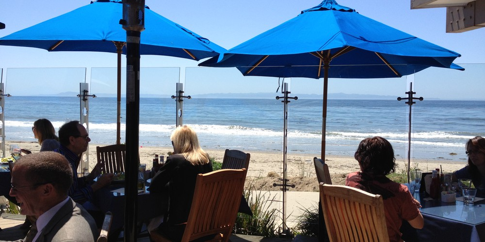 Boathouse Restaurant Hendry's Beach - Santa Barbara - California - Amerika - Doets Reizen