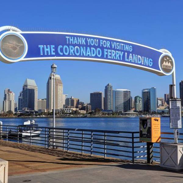 Coronado - San Diego - California - Amerika - Doets Reizen