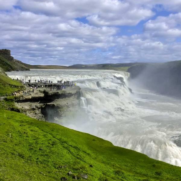Gullfoss Waterval - Golden Circle - IJsland - Doets Reizen