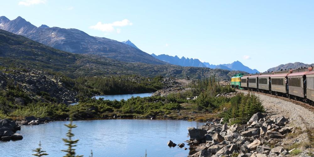 White Pass & Yukon Train Route - Yukon - Canada - Doets Reizen