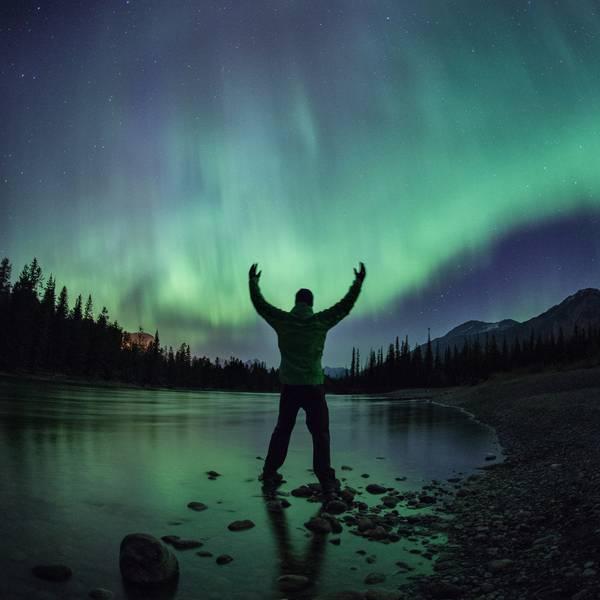 Wintersport - Noorderlicht - Jasper National Park - Alberta - Doets Reizen