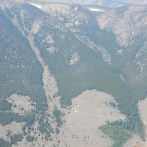 Op wegnaar Yellowstone National Park - Dag 11 - Foto
