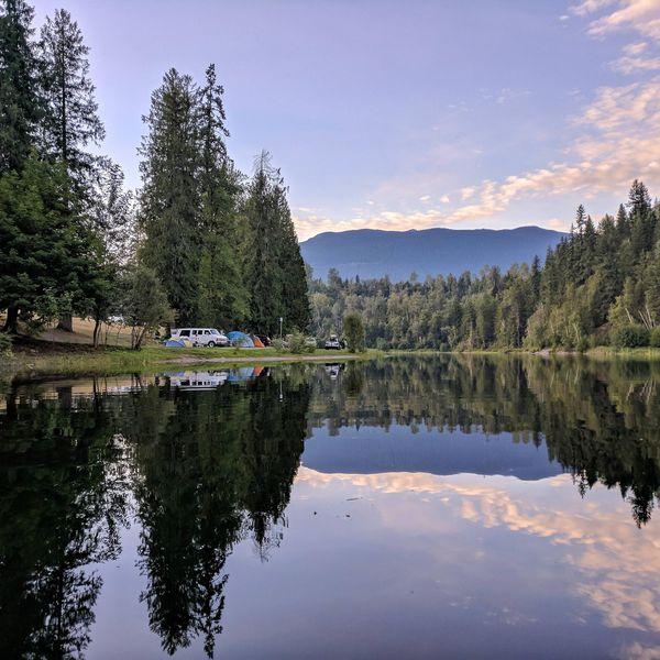 Williamson's Lake Campground, sfeerbeeld