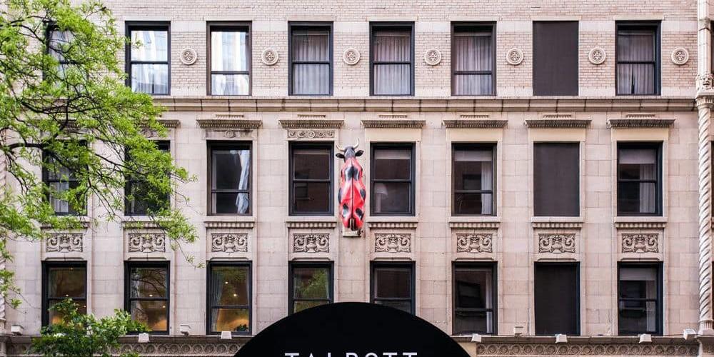 Talbott Hotel - Chicago - Illinois - Doets Reizen