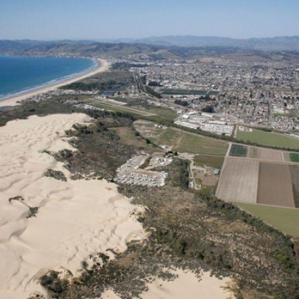 Pacific Dunes Ranch & RV Park - Foto van boven