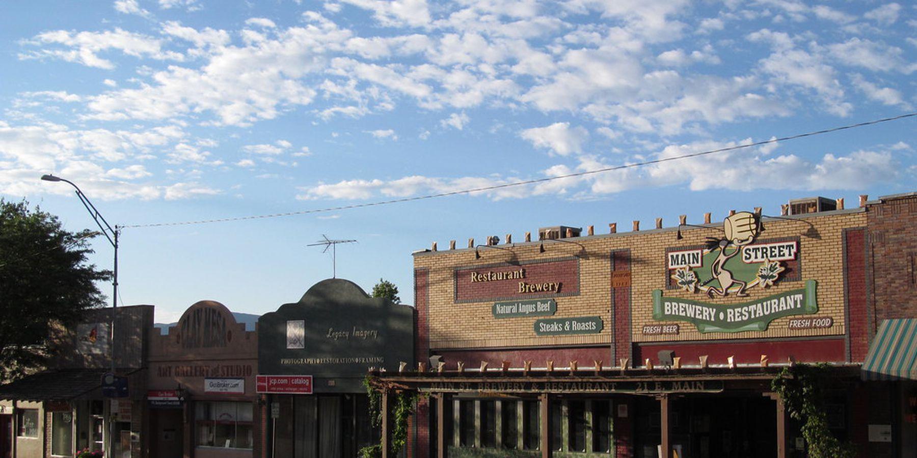 Cortez - Colorado - Doets Reizen