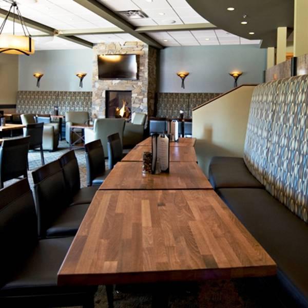 Hudson Bay Lodge - restaurant