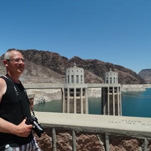 Hoover Dam - Viva Las Vegas - Dag 23 - Foto