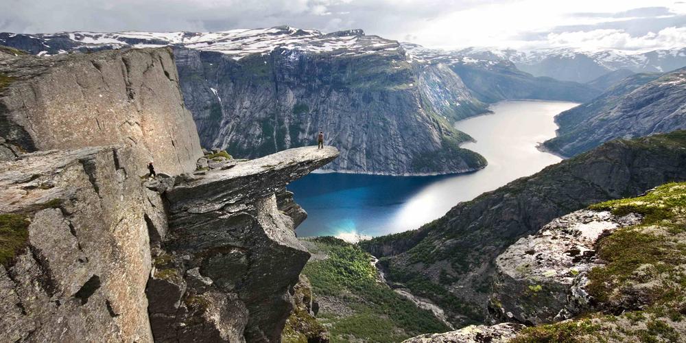 Trolltunga Hardangerfjord-Terje Nesthus - Doets Reizen - Vakantie Noorwegen - Credit Visit Norway