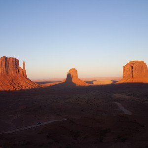 Monument Valley - Dag 13 - Foto
