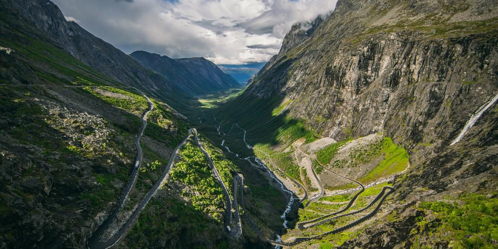 Trollstigen - Doets Reizen - Vakantie Noorwegen VisitNorway