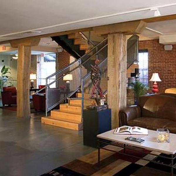 Lancaster Art Hotel - lobby