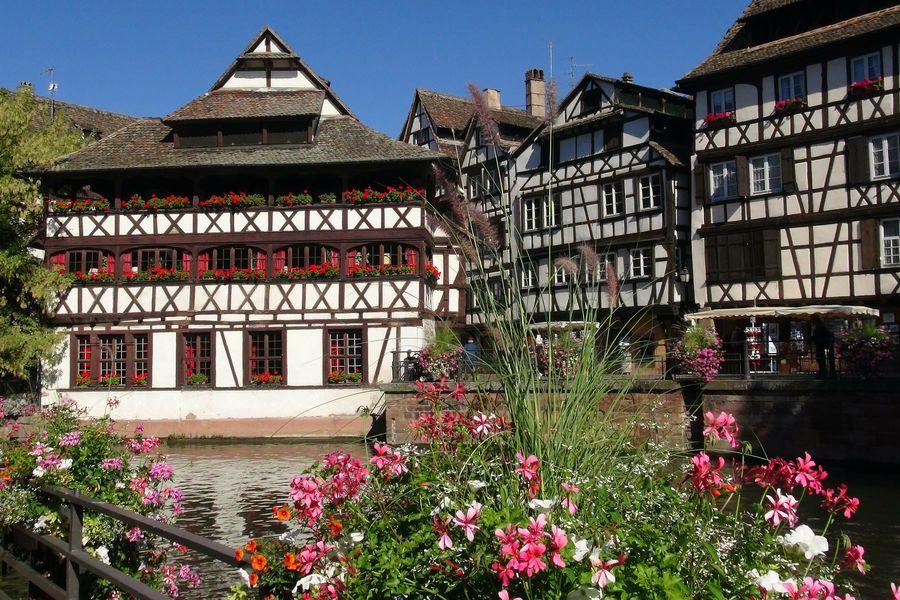 Huisjes Straatsburg Afbeelding van ZEBULON72 via Pixabay   Frankrijk   Doets Reizen