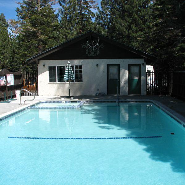 Alpenhof Lodge - zwembad