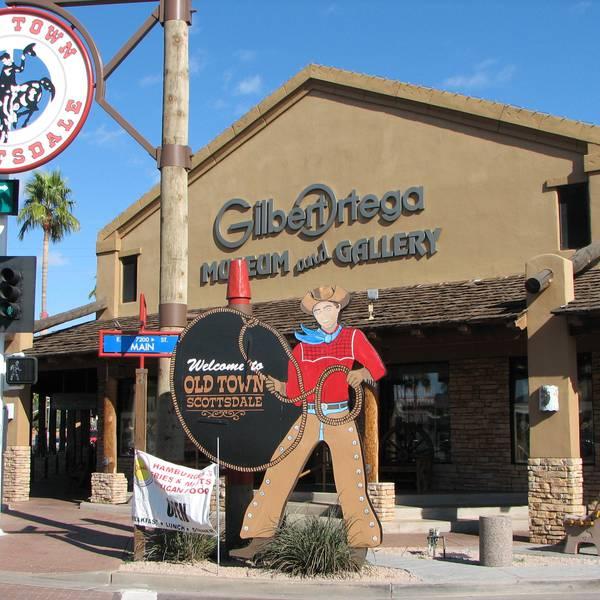 Scottsdale Old Town - Phoenix - Arizona - Doets Reizen