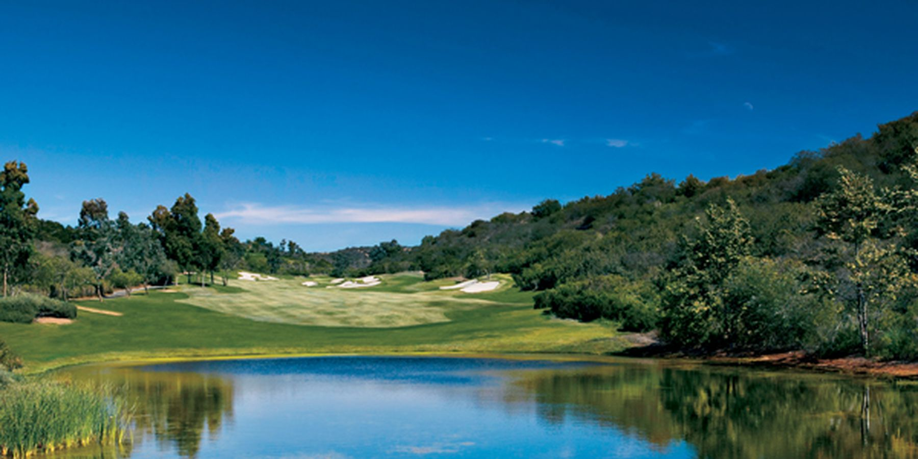Del Mar - The Grand Golf Club - Golfen California - Amerika - Doets Reizen