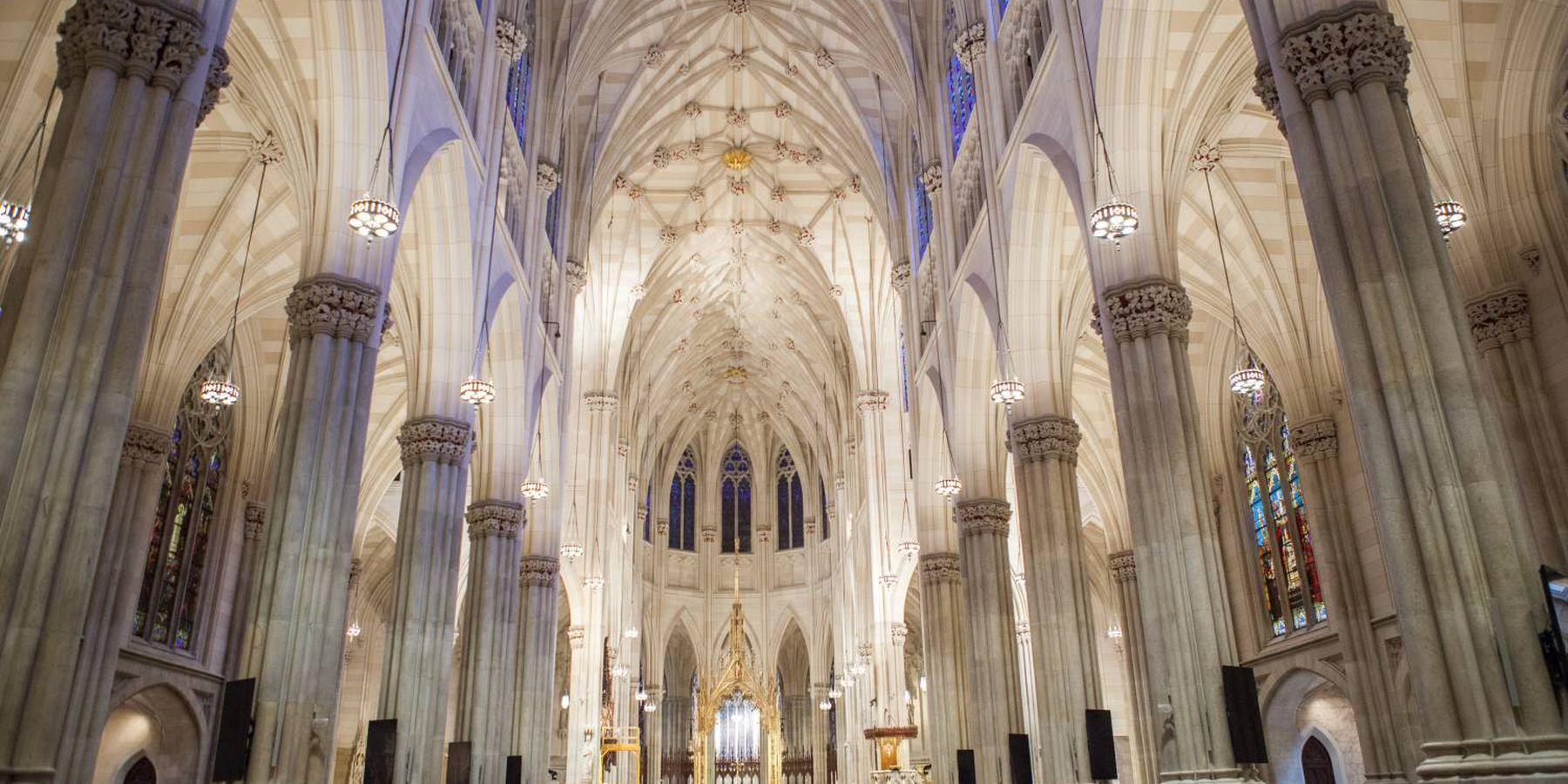 St.Patrick's Cathedral - New York - Doets Reizen