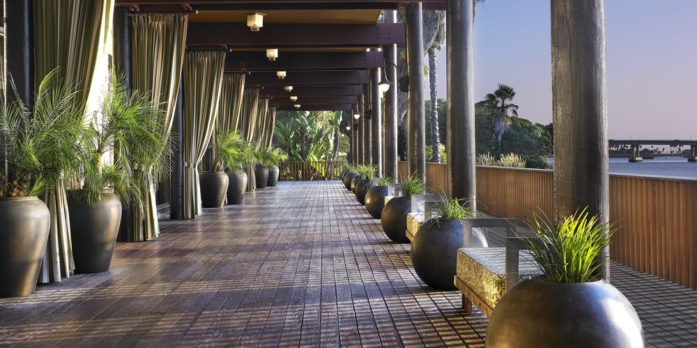 Paradise Point Resort - San Diego - California - Amerika - Doets Reizen