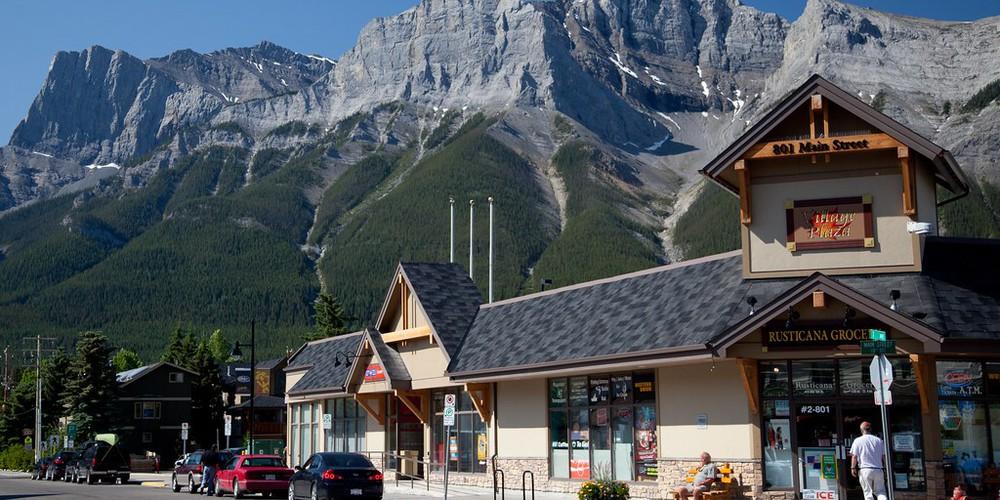 Canmore - Alberta - Canada - Doets Reizen