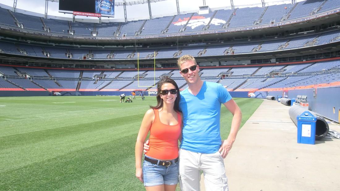 Denver Bronco's - Sport - Denver - Colorado - Doets Reizen