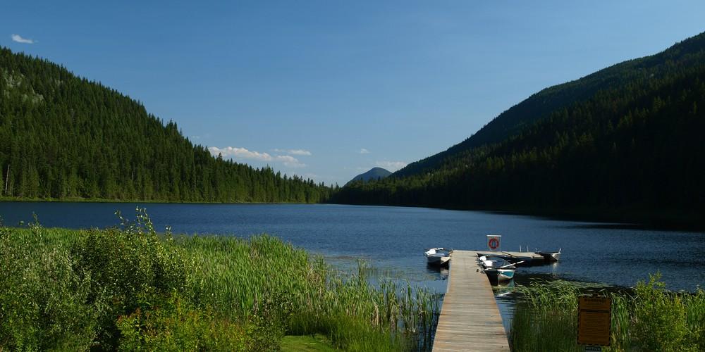 Wells Gray Provincial Park Alpine Meadows