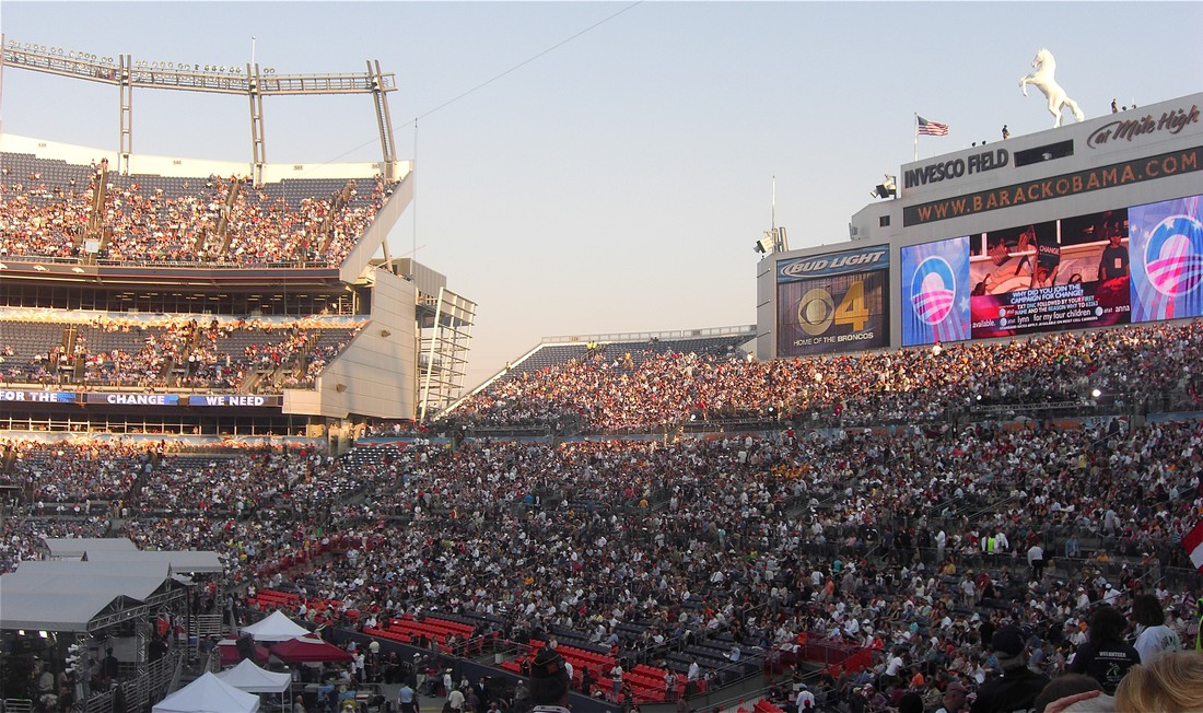 Invesco Field - Mile High - Denver - Colorado - Doets Reizen