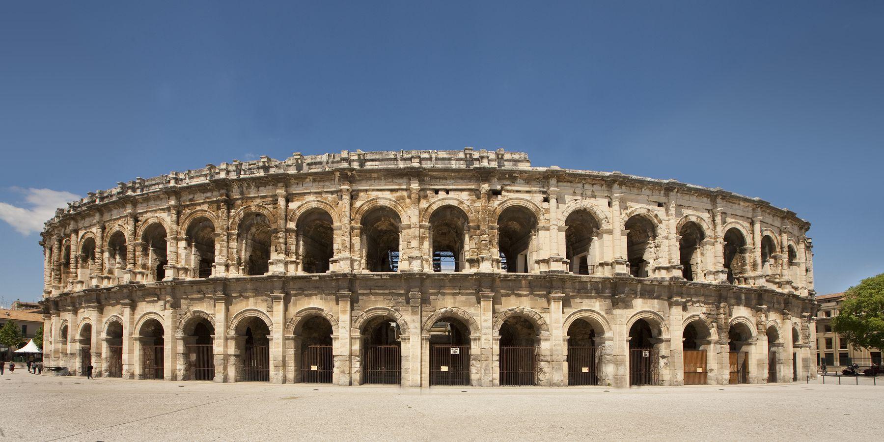 Arenes_de_Nimes._Photo_Office_de_Tourisme_O.Maynard - Doets Reizen Frankrijk - Credit photos OT Nîmes